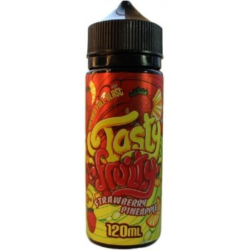 Strawberry Pineapple by Tasty Fruity E Liquid 100ml Short Fill