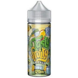 Mango Ice by Tasty Fruity E Liquid 100ml Short Fill