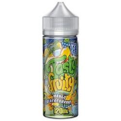 Mango Blackcurrant Ice by Tasty Fruity E Liquid 120ml Short Fill