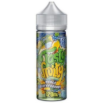 Mango Blackcurrant Ice by Tasty Fruity E Liquid 100ml Short Fill