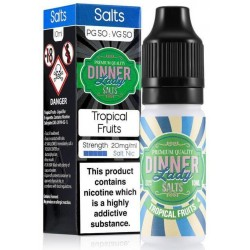 Tropical Fruits 20mg Nic Salt E Liquid By Dinner Lady