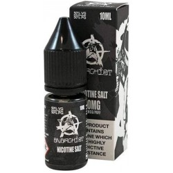 Black Anarchist Salt E Liquid 10ml 20mg