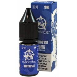 Blue Anarchist Salt E Liquid 10ml 20mg
