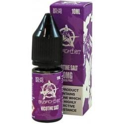Purple Anarchist Salt E Liquid 10ml 20mg