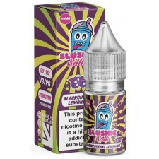 Blackcurrant Lemonade 20mg Nic Salt E Liquid by Slushie