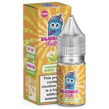 Passion and Mango Slush 20mg Nic Salt E Liquid by Slushie