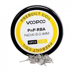 VOOPOO VINCI PnP-RBA Prebuilt Coil for VINCI 0.6ohm 10Pcs