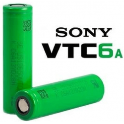Sony Murata VTC6A 4000mAh 30A 21700 Battery
