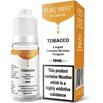 Tobacco Pure Mist 10ml E Liquid