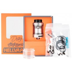 Hellvape Destiny 24mm RTA by Alex Vapers MD