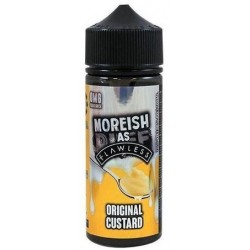 Original Custard by Moreish as Flawless E Liquid | 100ml Short Fill