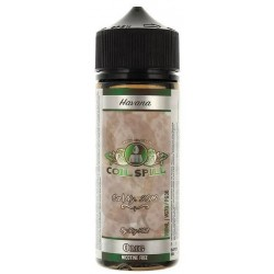 Havana by Coil Spill Tobacco E Liquid 100ml
