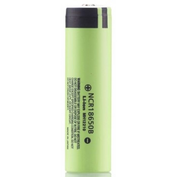 Panasonic NCRB 18650 Button Top 3400mAh Unprotected Battery