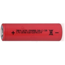 Sanyo 2070C 20700 3500mAh 30A E Cigarette Battery