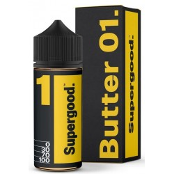 Butter 01 by Supergood E Liquid | 100ml Short Fill