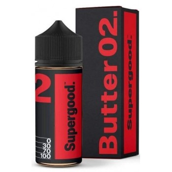 Butter 02 by Supergood E-Liquid | 100ml Short Fill