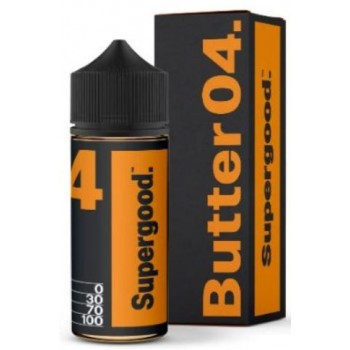 Butter 04 by Supergood E-Liquid | 100ml Short Fill