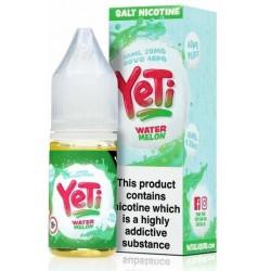 Watermelon Yeti Nic Salt 20mg 10ml E-Liquid