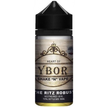 The Ritz Robust Heart of Ybor by Halo Tobacco Shake n Vape E-Liquid