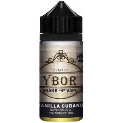 Vanilla Cubano Heart of Ybor by Halo Tobacco Shake n Vape E-Liquid