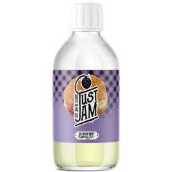 Raspberry Doughnut by Just Jam E-Liquids 200ml Shortfill