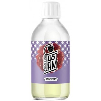 Raspberry by Just Jam E-Liquids 200ml Shortfill