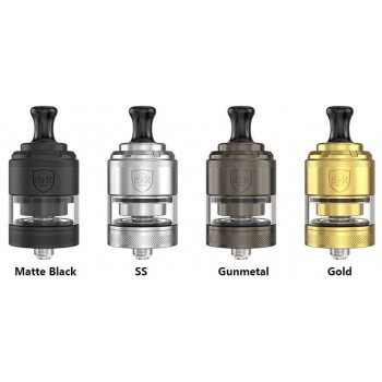 Berserker V2 RTA MTL Atomizer by Vandy Vape and Alex Vapers MD