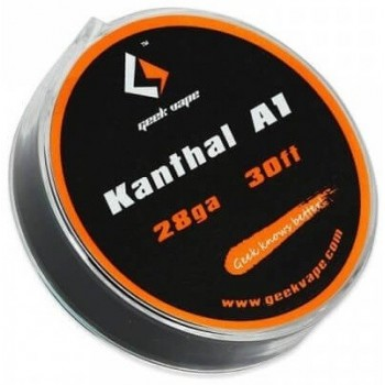 GeekVape Kanthal A1 Wire (28/26AWG*30FT )