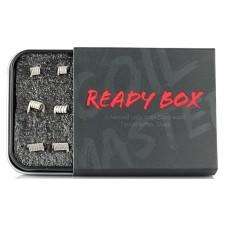 Coil Master Ready Box Prebuilt Coils Box
