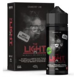 The Light By Prohibition Vapes Co 100ml Shortfill E-Liquid