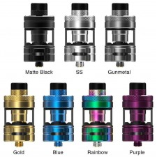 Launcher Subohm Tank by Wirice and Hellvape with 5ml Bubble Glass