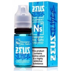 Dimpleberry Zeus Nic Salt 20mg 10ml E-Liquid