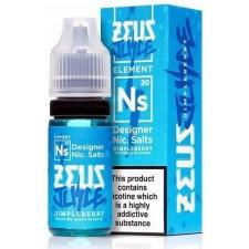 Dimpleberry Zeus Nic Salt 20mg 10ml E-Liquid