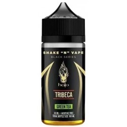 Halo Tribeca Green Tea E Liquid 50ml Black Series