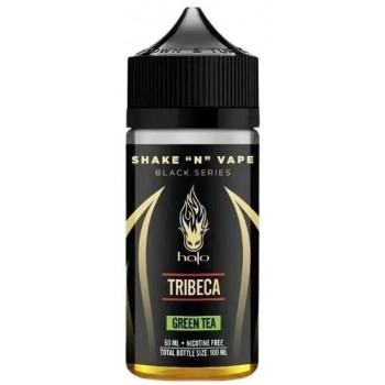 Halo Tribeca Green Tea E Liquid 50ml Black Series
