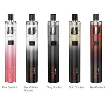 Aspire PockeX Vape E Cigarette Starter Kit New Colors!!