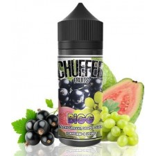 BIGG by Chuffed Fruits - 0mg 120ml Shortfill Vape E-Liquid