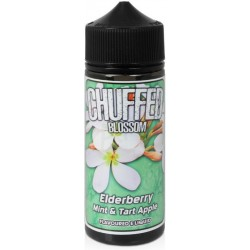Elderberry Mint & Tart Apple by Chuffed Blossom - 0mg 120ml Shortfill Vape E-Liquid