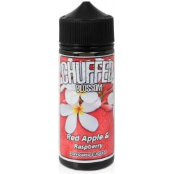Red Apple & Raspberry by Chuffed Blossom - 0mg 120ml Shortfill Vape E-Liquid
