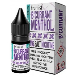 B'Currant Nic Salt 20mg E Liquid Frumist
