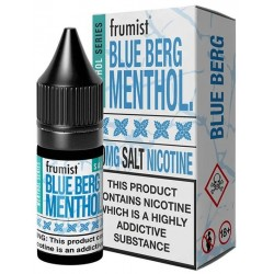 Blue Berg Nic Salt 20mg E Liquid Frumist