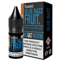 Blue Razz Fruit Nic Salt 20mg E Liquid Frumist