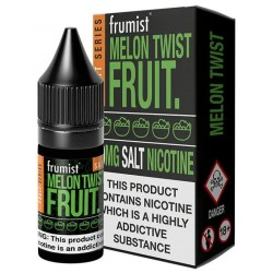 Melon Twist Nic Salt 20mg E Liquid Frumist