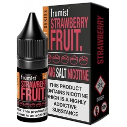 Strawberry Fruit Nic Salt 20mg E Liquid Frumist