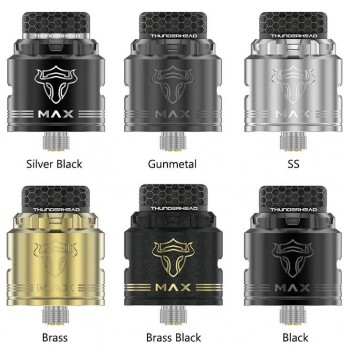 Tauren Max RDA With BF Pin 25mm by ThunderHead Creations THC