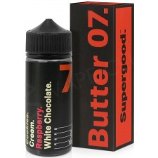 Butter 07 by Supergood E-Liquid   100ml Short Fill Ireland