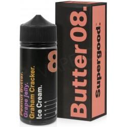 Butter 08 by Supergood E-Liquid | 100ml Short Fill Ireland