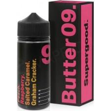 Butter 09 by Supergood E-Liquid | 100ml Short Fill Ireland