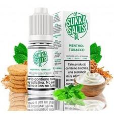 Tobacco Menthol by Sukka Salt E Liquid 20mg