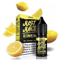Lemonade Nic Salt E Liquid by Just Juice